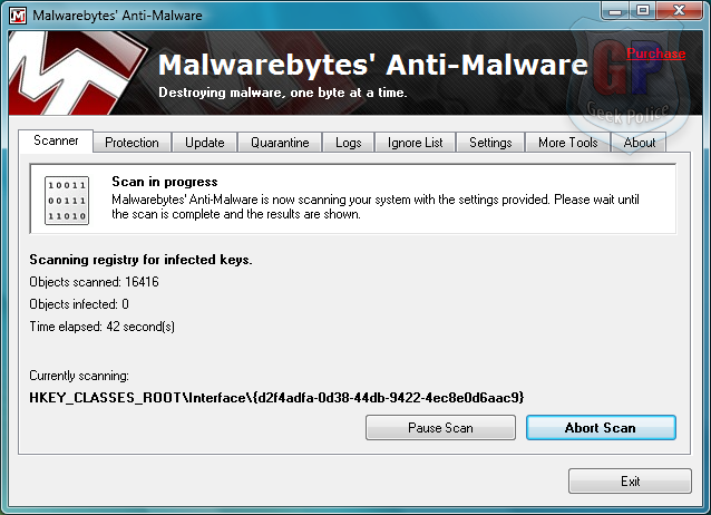 How to Remove Antivirus System PRO [Removal Guide] Mbam10