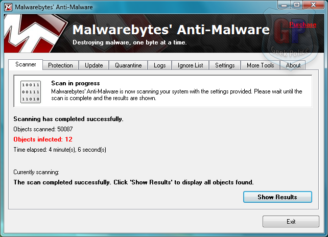 How to Remove Antivirus System PRO [Removal Guide] Mbam110